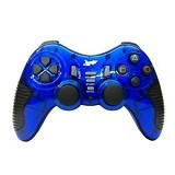 GLORY TECHNOLOGY Gamepad Wireless Turbo for Pc Ps2 Ps3 (Merchant) - Gaming Pad / Joypad