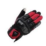 TAICHI Sarung Tangan Size M - Black Red (Merchant) - Sarung Tangan Motor