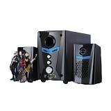 GMC Multimedia Speaker [888D1] (Merchant) - Speaker Computer Basic 2.1