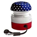 GO-ROCK TRMS02MA Speaker American Mini [CSI-GRSK06MC] - Multi Color - Speaker Portable