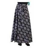 GOLDEECLOTH Skirt Pattern Victory - Black