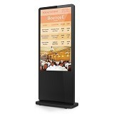 "GOODVIEW Digital Ad Display Floorstand 43"" [DSN-ADF-005] - Smart Signage"