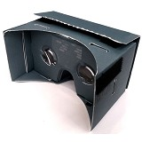 GOOGLE Cardboard VR Premium Edition - Blue - Gadget Activity Device