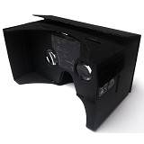 "GOOGLE Cardboard VR Premium Edition Large for >5.5"" Smartphones - Black - Gadget Activity Device"