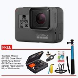 GOPRO HERO5 Exclusive Package - Black (Merchant) - Camcorder / Handycam Flash Memory