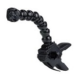 GOPRO Jaws Flex Clamp Mount + Adjustable Neck - Camcorder Mounting