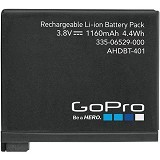 GOPRO Rechargeable Battery HERO4 [AHDBT-401] - On Camcorder Battery