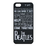 GORIRA The Beatles Hits iPhone 5 Case - Casing Handphone / Case
