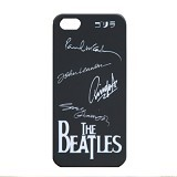 GORIRA The Beatles Signature iPhone 5 Case - Casing Handphone / Case