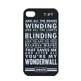 GORIRA Wonderwall iPhone 4 Case - Casing Handphone / Case
