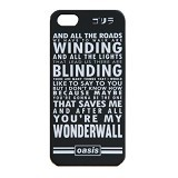 GORIRA Wonderwall iPhone 5 Case - Casing Handphone / Case
