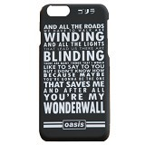 GORIRA Wonderwall iPhone 6 Case - Casing Handphone / Case