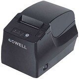 "GOWELL 745 2"" Thermal Printer USB & Serial - Black - Printer POS System"