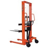 GOZOZ Hand Stacker Forklift [ZS10-16M] - Hydraulic Hand Pallet