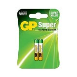 GP BATTERIES Alkaline Ultra AAAA (Merchant) - Battery and Rechargeable