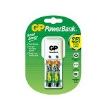 GP BATTERIES Baterai Charger AA Smart 1000mAH (Merchant) - Battery and Rechargeable