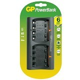 GP BATTERIES Charger AA & AAA 8 Slot (Merchant) - Battery and Rechargeable