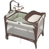 GRACO Pack n Play Playard Barcelona Bluegrass [9E02BRB] - Baby Box