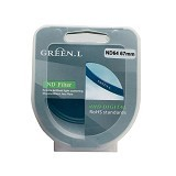 GREEN L Filter ND64 67mm - Filter Solid Nd