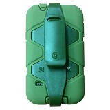 GRIFFIN Survivor Protective Case For Samsung Galaxy S5 - Olive Green - Casing Handphone / Case