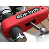 GRIP-LOCK Original Motorcycle - Merah - Grip Lock