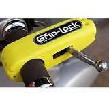 GRIP-LOCK Original Motorcycle - Kuning - Grip Lock
