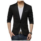 GUDANG FASHION Blazer Size XL [BLZ 684] - Black
