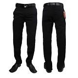 GUDANG FASHION Celana Kerja Size 33 [CLN 453-33] -Hitam - Celana Panjang Pria