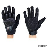GUDANG FASHION Gloves For Motorbike [MTR 187] - Sarung Tangan Motor