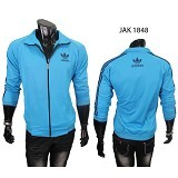 GUDANG FASHION Jaket Pria [JAK 1848-A] - Light Blue
