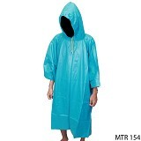 GUDANG FASHION Raincoat For Men [MTR 154] - Hijau - Jas Hujan