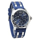 GUESS Watch [W0366G1] - Blue - Jam Tangan Pria Fashion