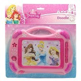 HAPPY TOON Disney Princess Doodle [NB-01634] - Drawing, Painting, and Sketching