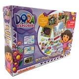 HAPPY TOON Dora DIY Photo Frame Set [NB-00872] - Mainan Simulasi