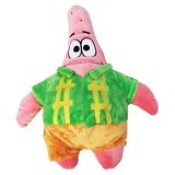 HAPPY TOON Patrick Plush Casual [NB-01619] - Boneka Kain