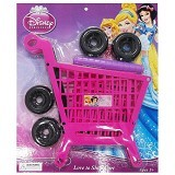 HAPPY TOON Princess Love To Shop Cart [NB-01514] - Mainan Simulasi