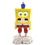 HAPPY TOON SpongeBob Blasts Off Action Figure [NB-00957] - Movie and Superheroes