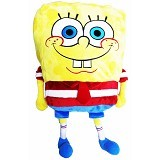 HAPPY TOON SpongeBob Plush Casual [NB-01602] - Boneka Kain