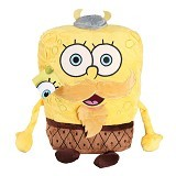 HAPPY TOON SpongeBob Plush Viking [NB-01297] - Boneka Kain