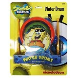 HAPPY TOON SpongeBob Water Drum [NB-00894] - Mainan Musikal
