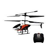 HARBOR TOYS Channel RC Heli With Gyro [HBR-2-O] - Orange (Merchant) - Plane and Helicopter Remote Control