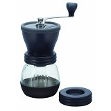 HARIO Ceramic Coffee Mill Skerton [MSCS-2-TB] - Penggiling Kopi / Coffee Grinder