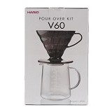 HARIO Pour Over Kit V60 [ESD-02TB-EX] - Mesin Kopi Manual