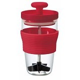 HARIO Fruit Smoothies Maker Red [HDJ-L-R] - Juicer