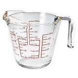 HARIO Measure Cup 500ml [MJP-500] - Gelas Ukur
