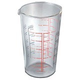 HARIO Measuring Cup 500ml [CMJ-500] - Gelas Ukur