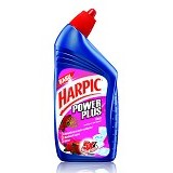 HARPIC Power Fragrance Rose 450ml