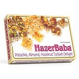 HAZERBABA Mixed Nuts Turkish Delight - Aneka Kacang