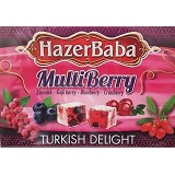 HAZERBABA Multibery Turkish Delight (Merchant) - Buah Kering