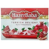 HAZERBABA Turkish Delight Hejaz Pomegranate (Merchant) - Aneka Kacang